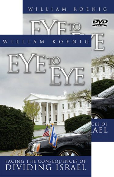 Eye to Eye Book and DVD