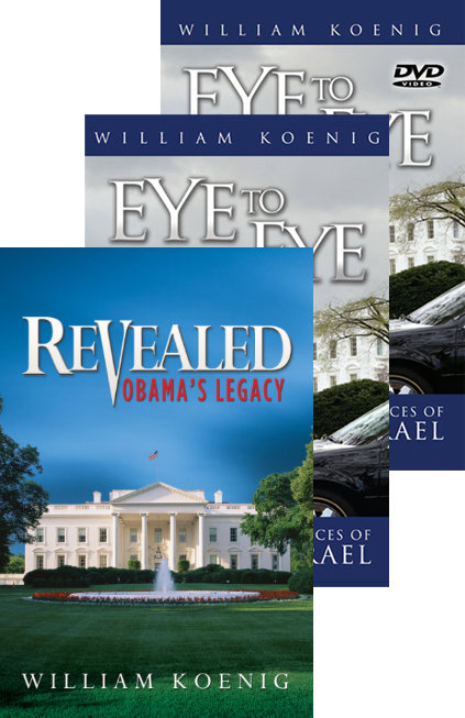 Eye to Eye Book, DVD and Revealed Book